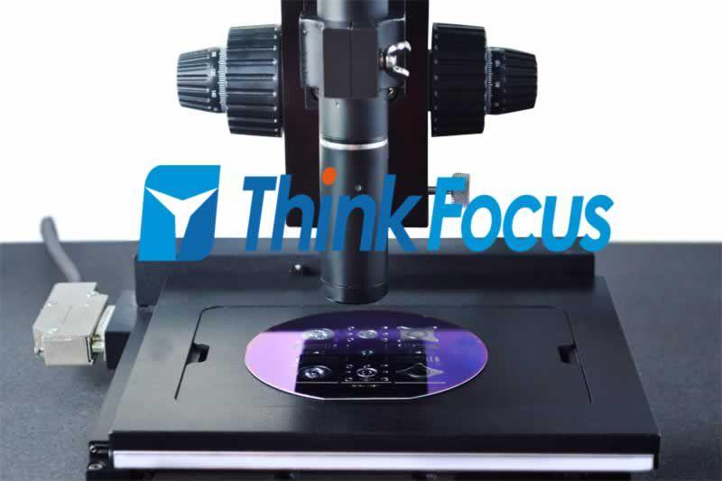 THINKFOCUS光谱共焦位移传感器厂家