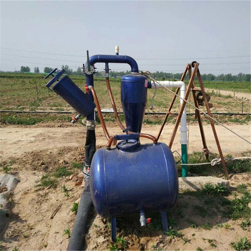 农用灌溉离心网式过滤器施肥罐