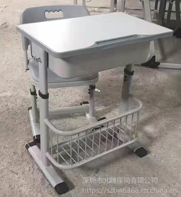 广东课桌椅工厂-深圳课桌椅产地货源(北魏课桌椅)