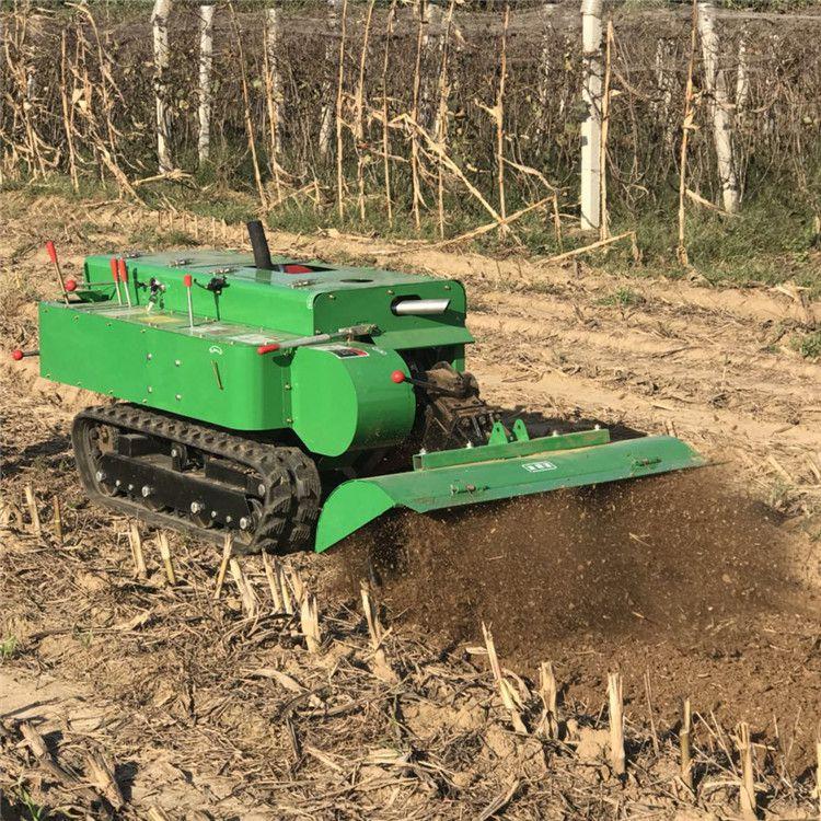 履带式开沟机 履带式旋耕机 履带式施肥机 履带式回填机