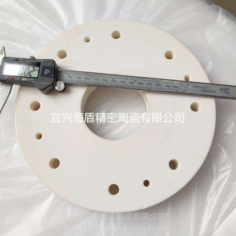 来图来样氧化铝陶瓷加工 99氧化铝陶瓷零件加工