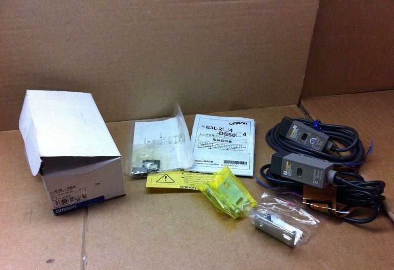 欧姆龙E3S-VS1B422M传感器