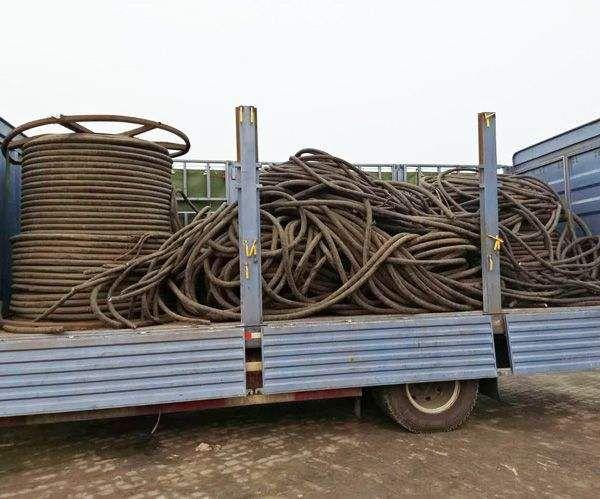 博尔塔拉旧电缆回收还有全新电缆回收价格电话