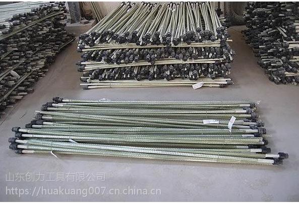 玻璃钢锚杆 矿用玻璃钢锚杆厂家 全螺纹玻璃钢锚杆