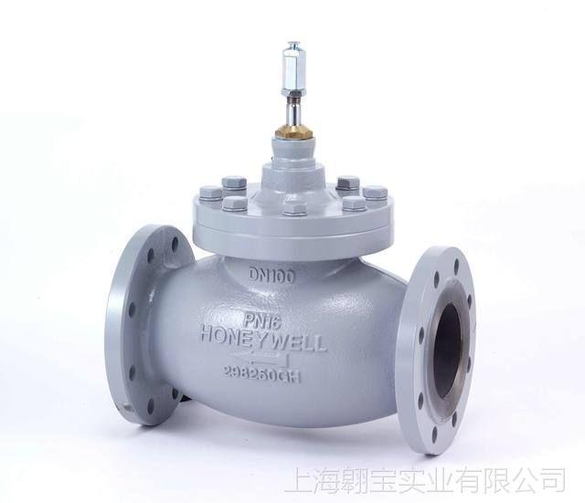 Honeywell霍尼韦尔电动二通法兰蒸汽阀V5088A DN100 DN125 DN150