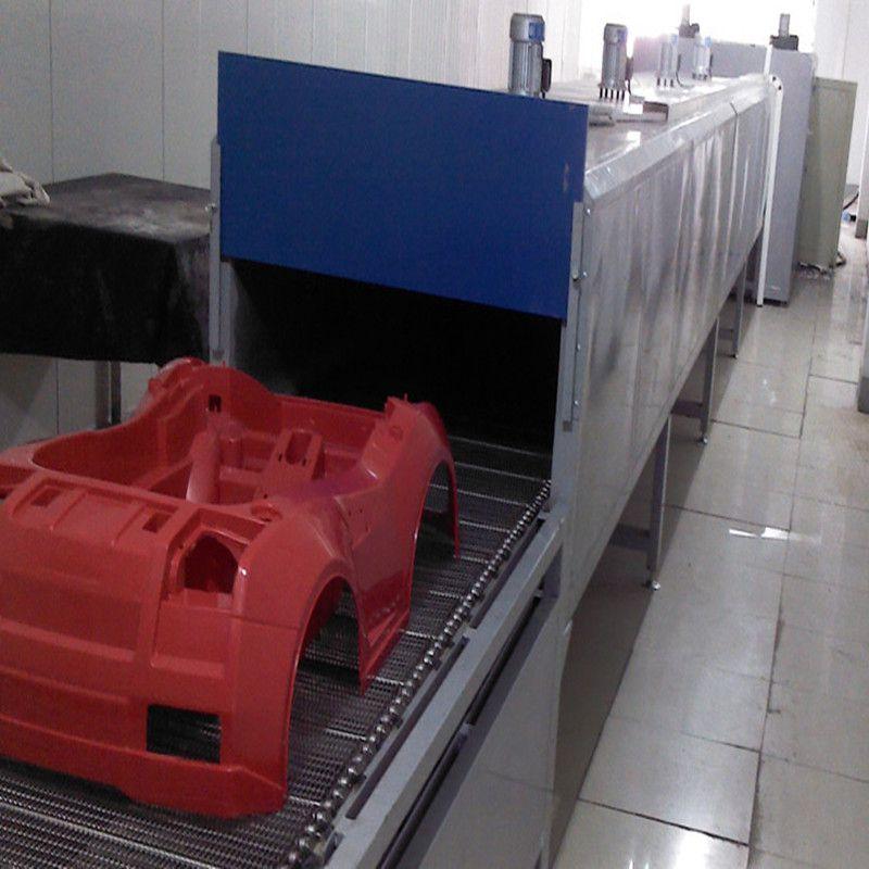 直销小型自动喷漆涂装线 UV自动平面烘干线佳邦厂家非标定制