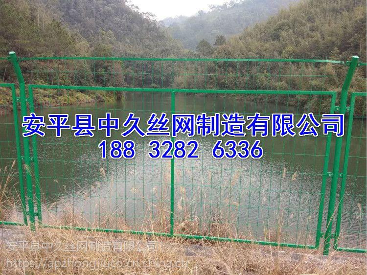公路钢丝护栏网养殖围栏网桥梁铁丝网厂家养殖场铁丝网户外金属围栏网