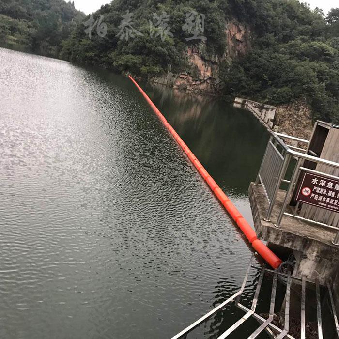 大批量水电站拦污浮漂发货