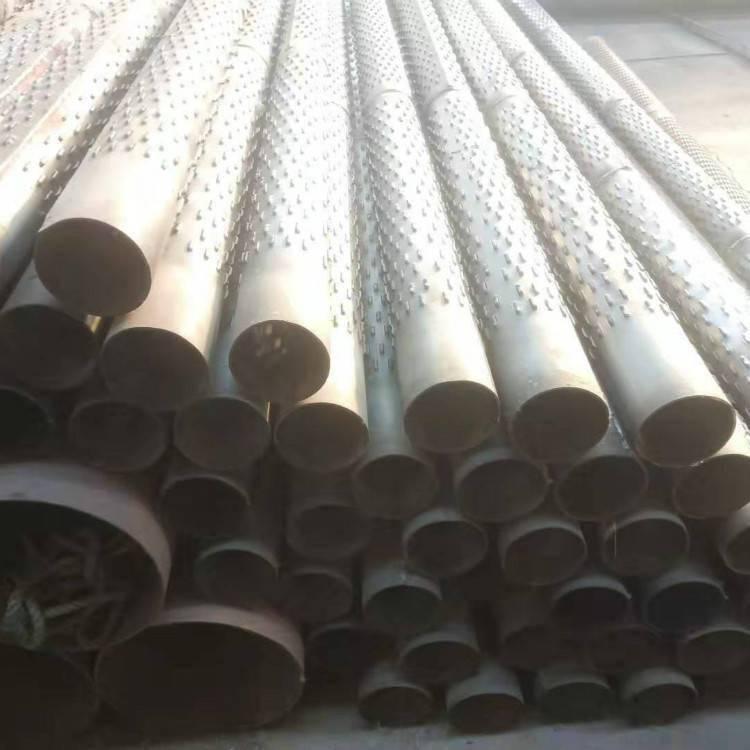 钢管井管、抗旱钢管井管、降水钢管井管-交货速度