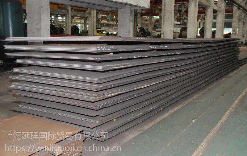 武钢热轧低合金板Q345B出厂平板/低合金卷,性能,平整度好 公差正