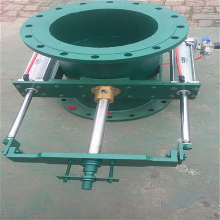 宇成DN400矿浆取样机 管道取样器陶瓷内衬