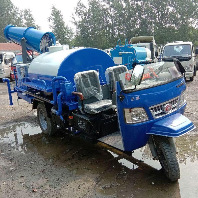 新能源多功能柴油机环保洒水车