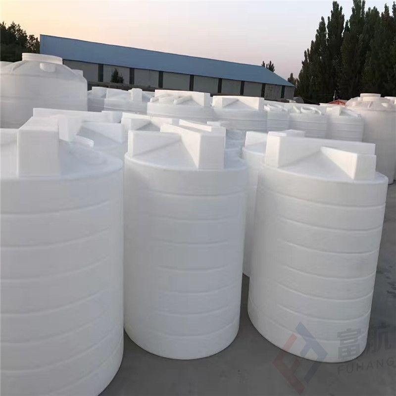 河北5吨塑料外观 5吨抗酸碱储罐 5立方塑料供水塔