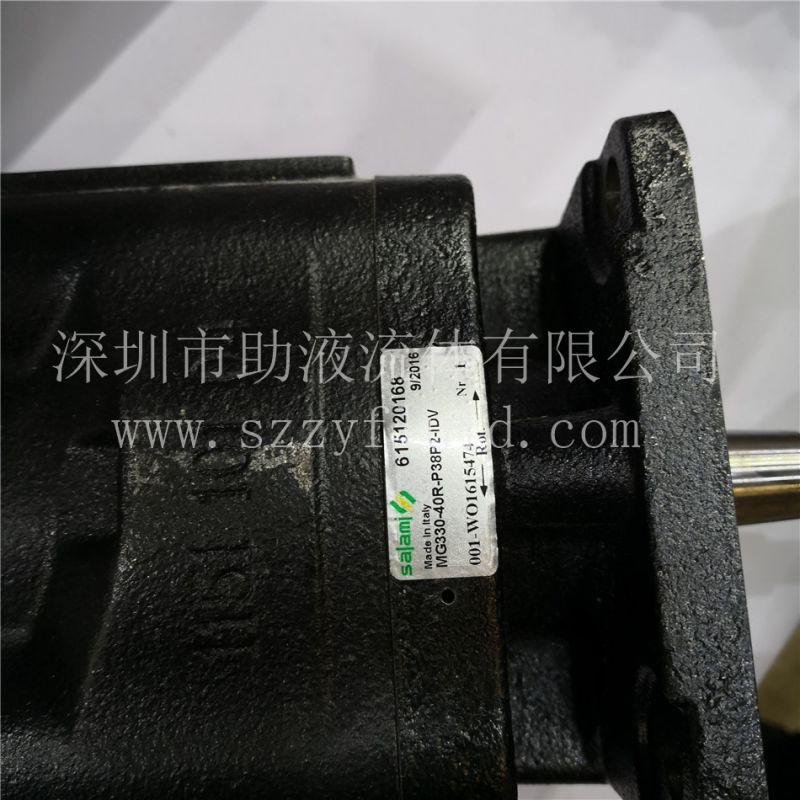 意大利SALAMI铸铁齿轮泵MG330-40R-P38P2-1DV 615120168