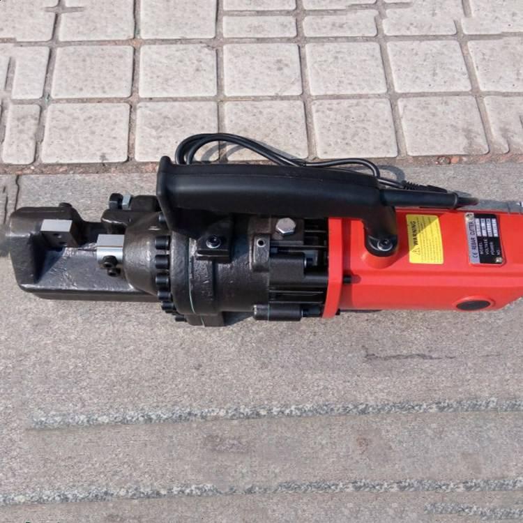 电动液压钢筋剪 手提式钢筋速断器 便捷液压钢筋切断机