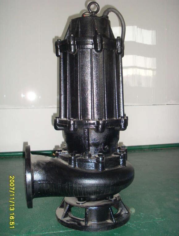热水潜水泵_热水池用大流量潜污泵_耐高温120度热水潜水泵