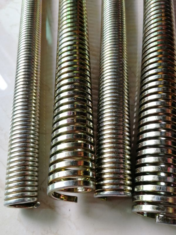 专业生产渗水弹簧钢管 各种规格不锈钢弹簧渗水管