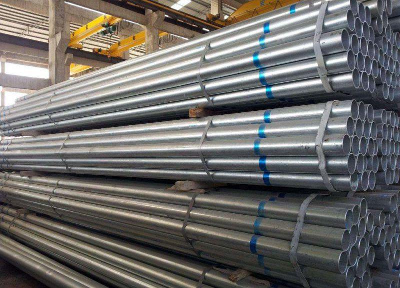 利达国标镀锌钢管 钢管 4分-8寸批发价销售 可送货