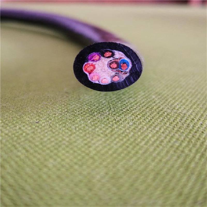 上海易初电线电缆生产EKM71100 5*0.2mm2耐弯曲
