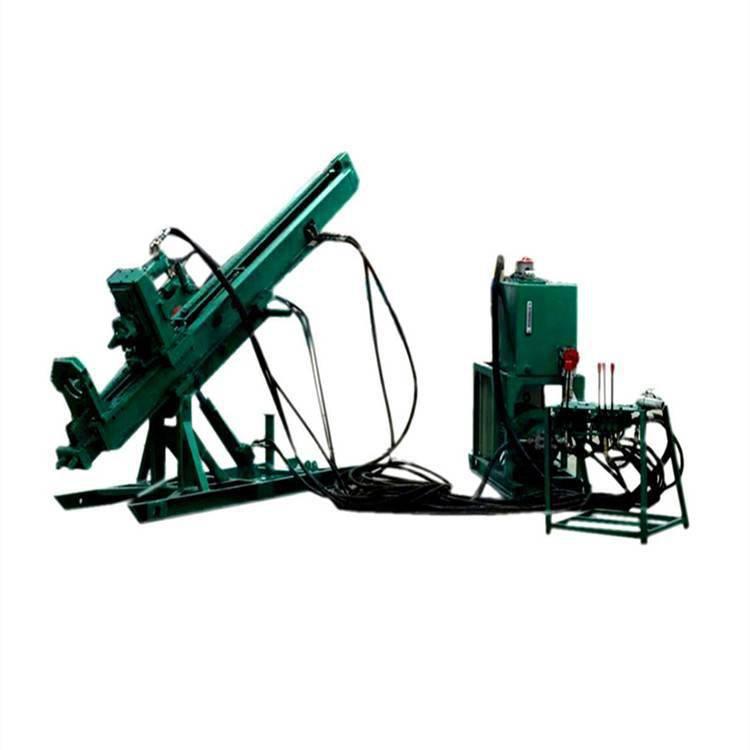 金昌中拓MG40液压锚固钻机边坡大吨位机械