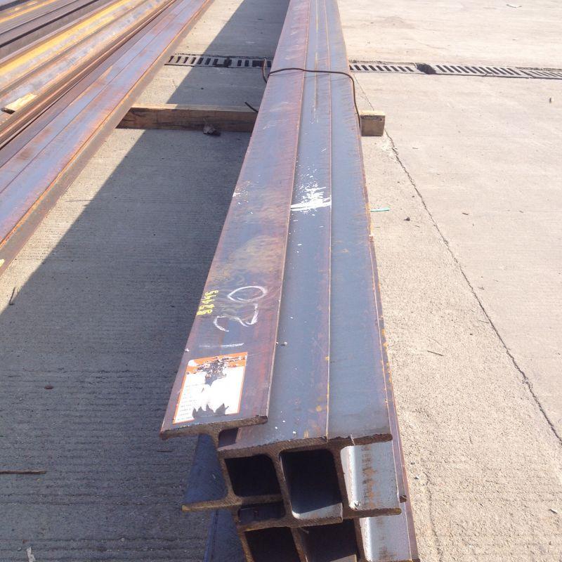 莱钢欧标H型钢HEB240 HEB260大量到库