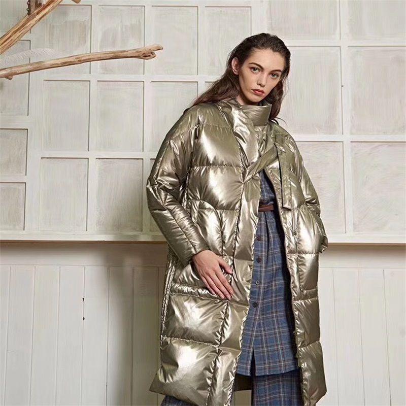 北京一线大牌 摩多伽格 19冬品牌折扣批发羽绒服加大红门服装