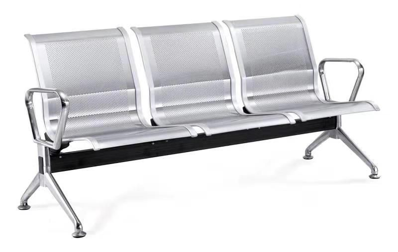 不锈钢三人位连排椅*三人位联排椅厂家*三人位排椅机场椅