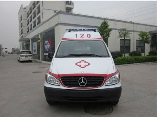 鄂州长途救护车出租电话:咨讯