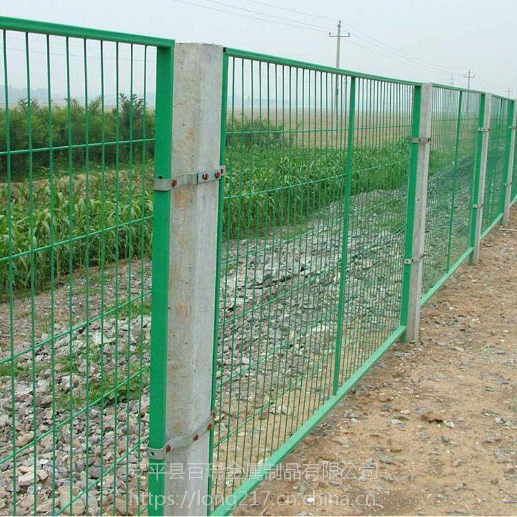 厂家供应 高速隔离栅 定制各类护栏网