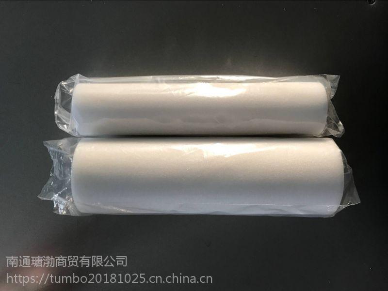 出厂价市场热销款9寸7厘米直径高密度水性海绵滚筒刷聚酯海绵滚筒刷油漆刷涂装工具