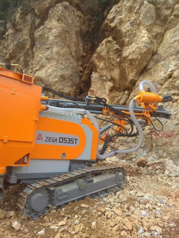 广西贵阳湖南志高掘进一体钻机D535高风压厂家直销ZEGA
