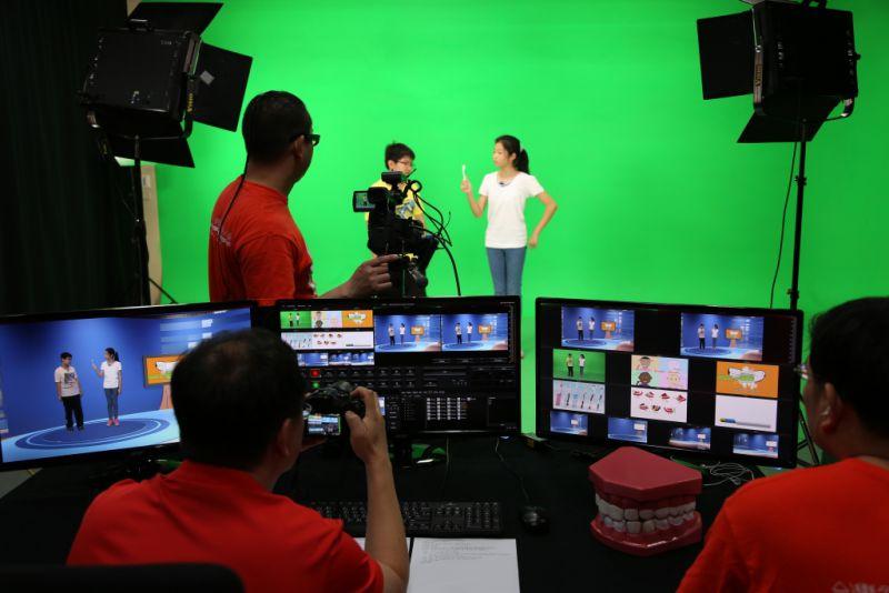 UE4虚拟演播室ENVISION虚拟演播室