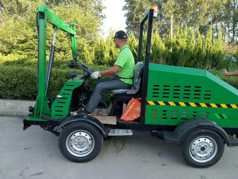 自行走高效率机械化绿篱修剪机,园林修剪机