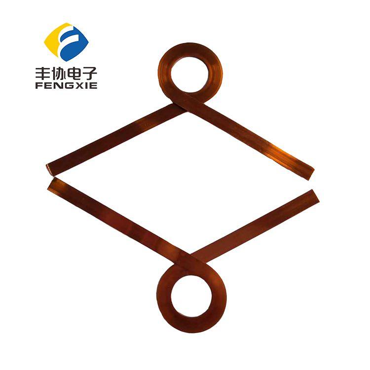东莞丰协电子生产交叉电感变压器新能源扁平线圈