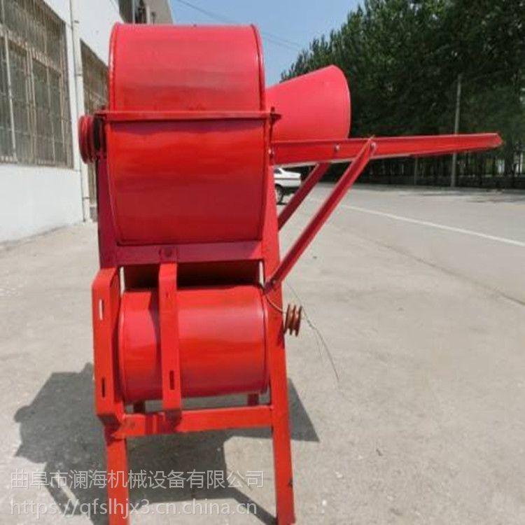 澜海出品 高效耐用稻谷脱粒机 高品质柴油动力脱粒机
