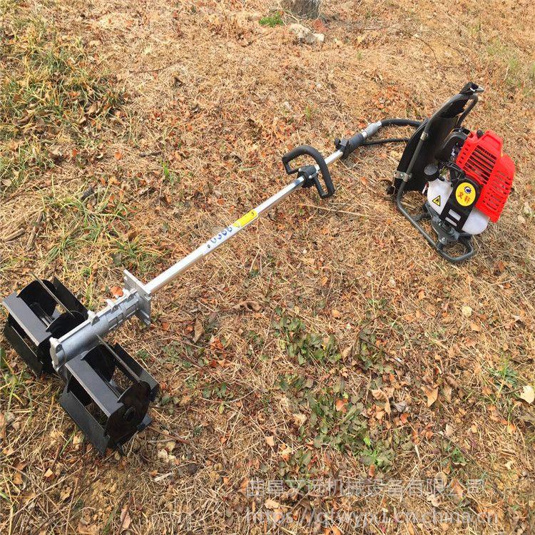 果园农用除草机 背负式汽油除草机