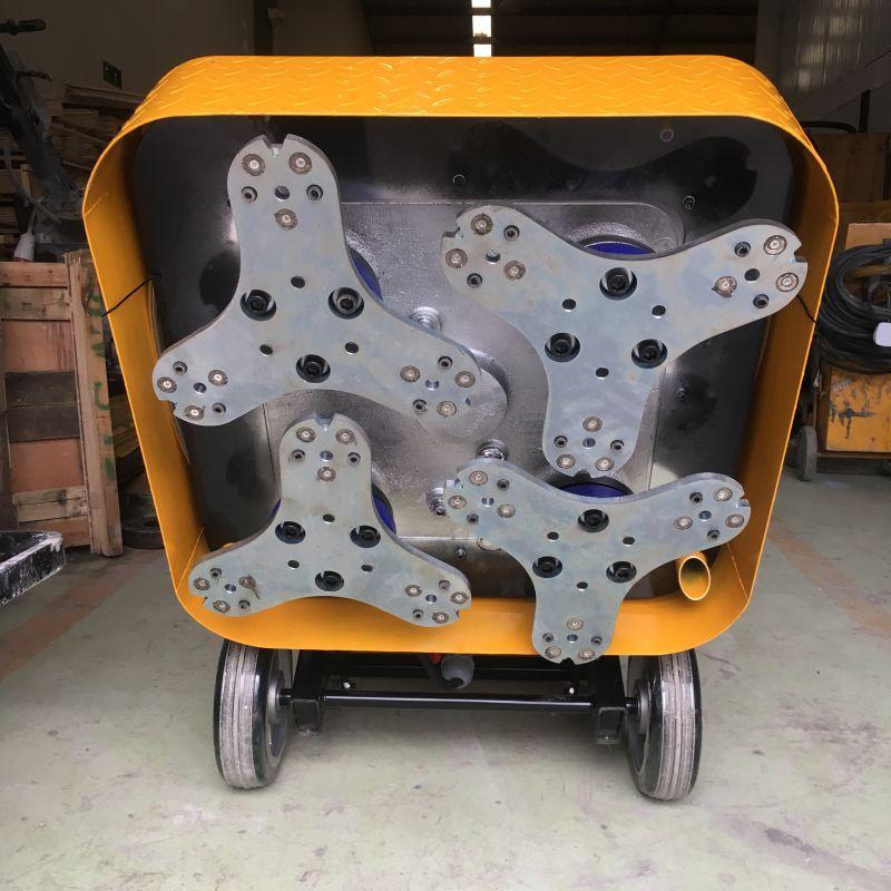 武汉地坪无尘打磨机 四盘12磨头研磨机 青壁700研磨抛光机 厂家直销 物美价廉
