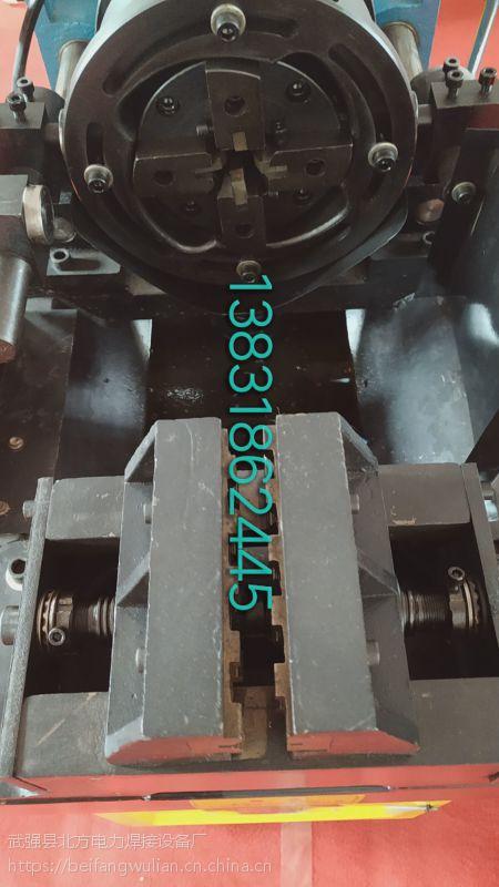 供应钢筋滚丝机剥肋直螺纹套丝机超强型铜电机7.5