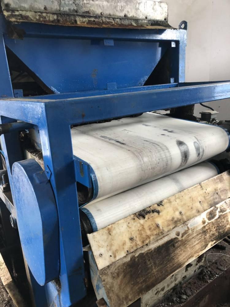 砂石厂泥浆脱水机滤布滤带 压滤机滤带