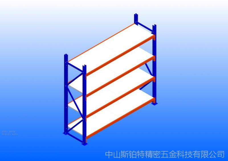 中型双柱层钢层板