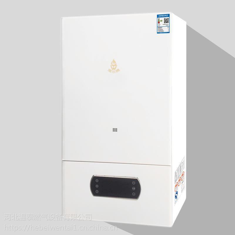 温泰燃气壁挂炉 L1PB20(24/28/32/40)-T1 套管系列壁挂炉