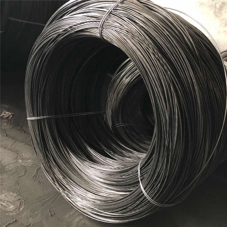 2.3毫米黑铁丝 焊网用铁亮丝 盘条冷拔丝 195低碳钢丝