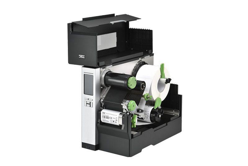 TSC MH640T高性能条码打印机 3mm高精度标签打印机
