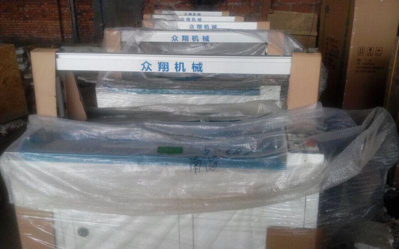 江西陶瓷厂打包机丨工厂自动捆包机丨纸箱打包机丨流水线打包机