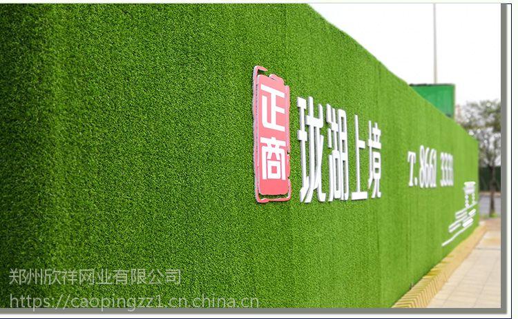 仿真草坪人造草坪人工草皮塑料假草坪幼儿园学校装饰加密绿色地毯
