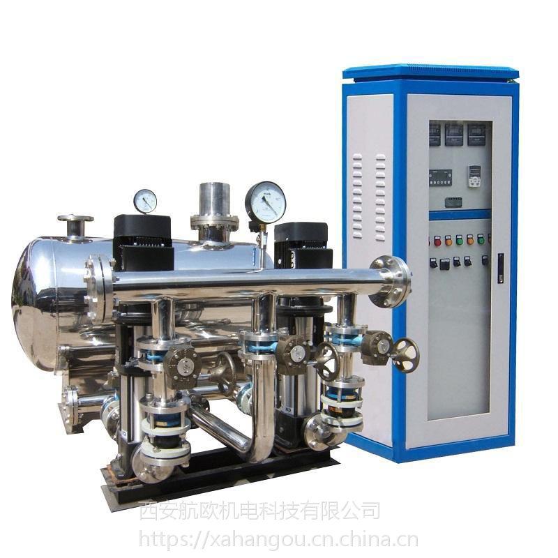 蓝田无塔加压变频恒压供水设备 蓝田无负压无塔二次给水设备 HA-023