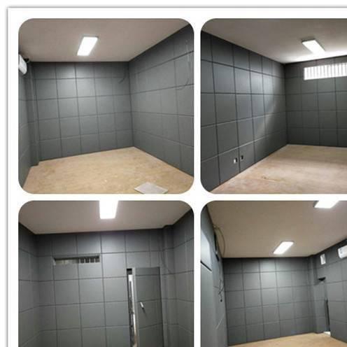 双柏县公安局改造墙面软包 询问室防撞隔音软包价格