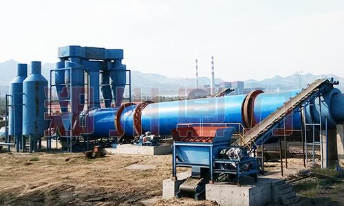 郑州鼎力低能耗煤泥烘干机赢得市场一致认可