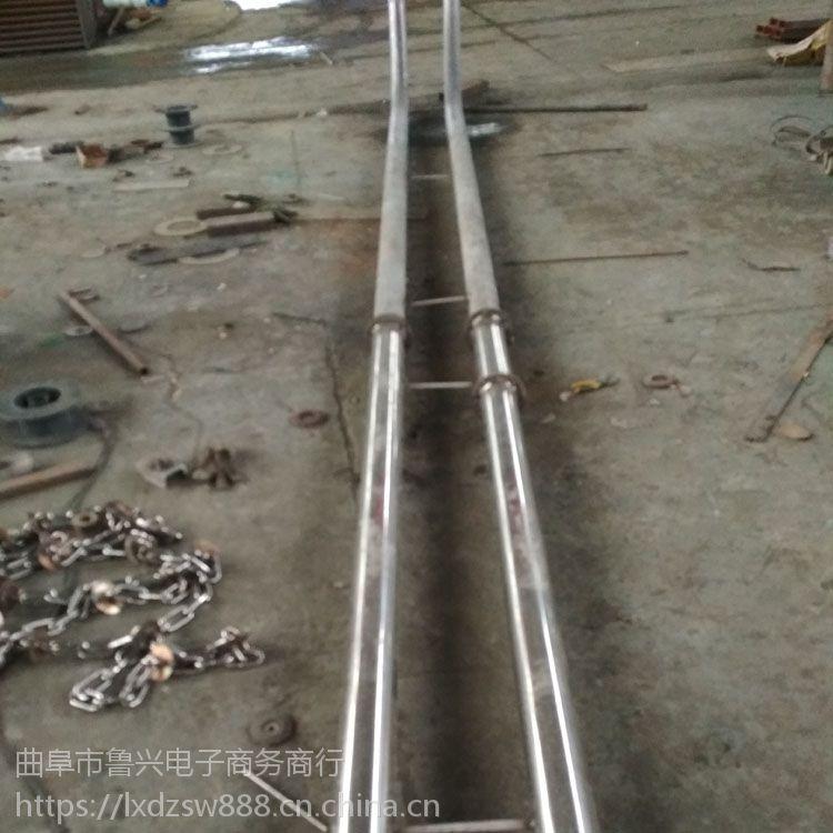 专用链板输送机定制耐高温 药粉输送机四川