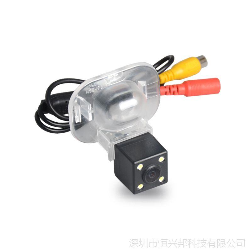 现代瑞纳专用后视车载摄像头 汽车倒车影像带LED灯夜视超高清厂家